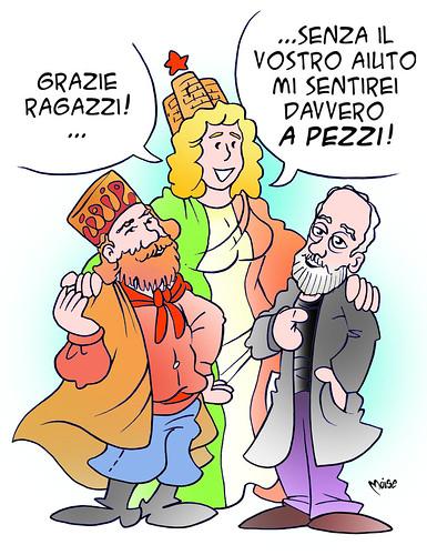150 anni d'Italia unita!