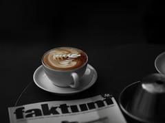 Cappuccino at da Matteo