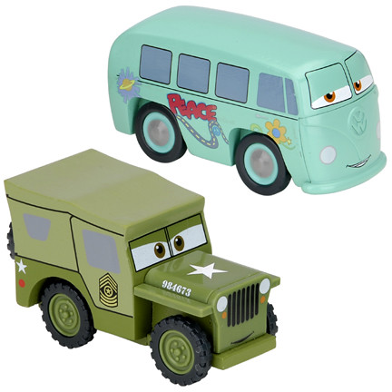 New Wooden Toys Created Of Cars Characters Route 66 News