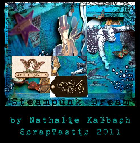 Steampunk DreamScraptastic