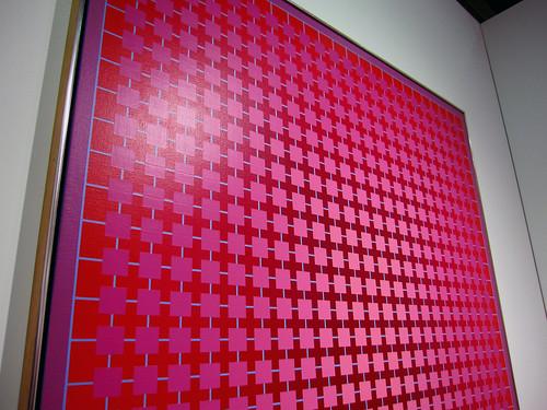 Neon Pink Pop Art