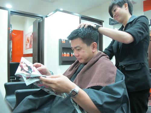 Yun Nam hair care