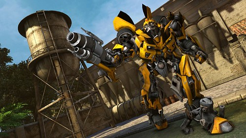 Transformers DOTM - Bumblebee 2