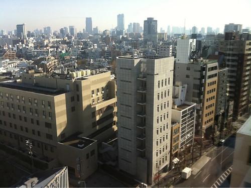 Good morning Tokio