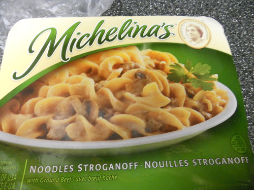 Michelina's Noodle Stroganoff