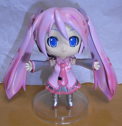 04 - Another Nendoroid Sakura Miku