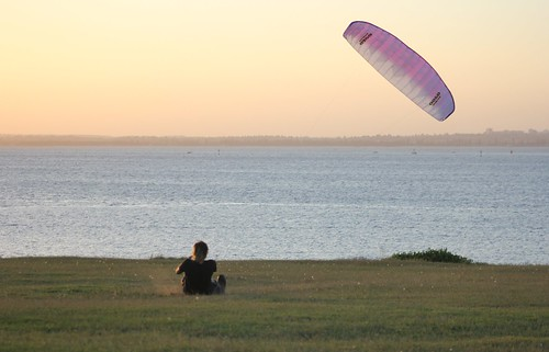2011-01-29 Kite Surfer