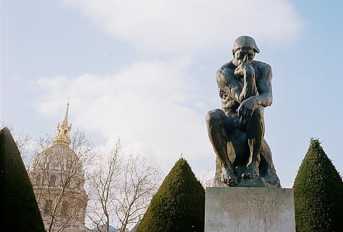 Thinker Thinking