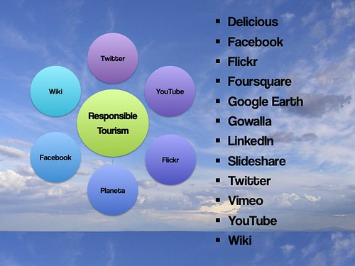 Responsible Tourism and Web 2.0