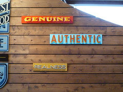 Genuine Authentic Realness by daemonsquire, on Flickr