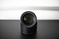 nikkor 85mm 1.4G - first day