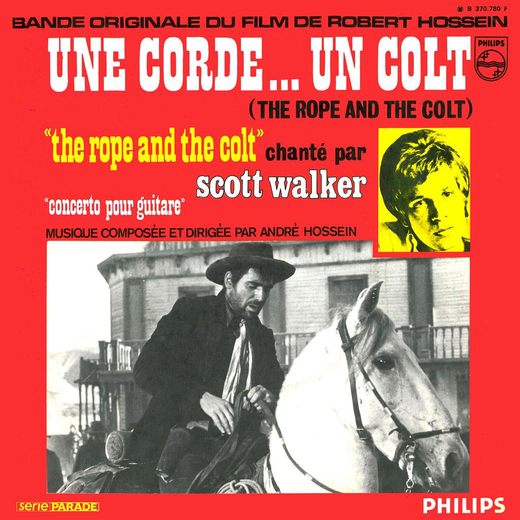 André Hossein - Une Corde... Un Colt