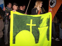 Fukushima ist überall: Demo/Mahnwache vor Kanz...