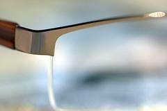 Eye Glasses Up Close 3