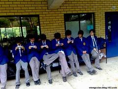 Bored International Students