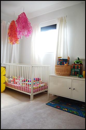 poppy's bedroom