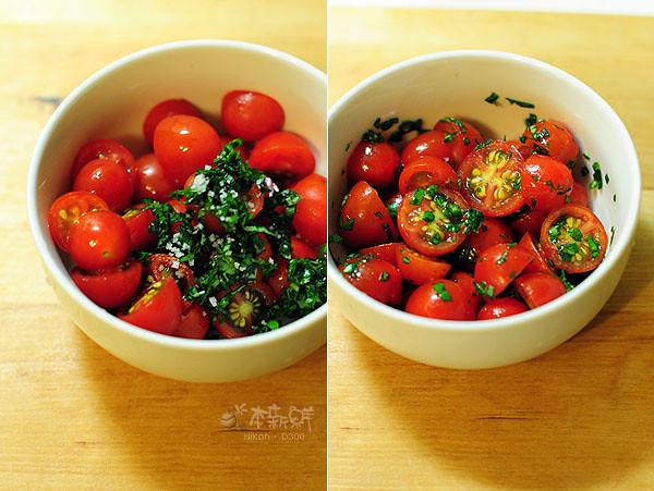 羅勒小蕃茄