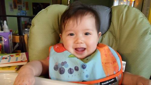 Happy baby = Happy Momma