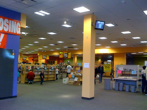 Borders going out of business newport news