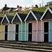 Pastel Beach Huts 4