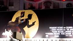 Affiche du prochain film de Steven Spielberg &...