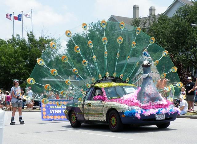 Houston Art Car Parade 2011 1