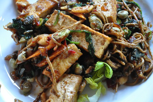Tofu Mee Goreng