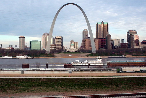 St. Louis Skyline 4