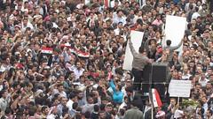 Syria Damascus Douma Protests 2011 - 25