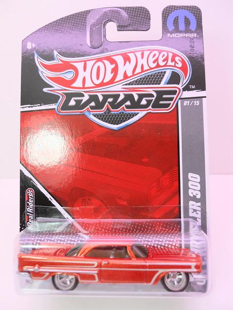 hot wheels garage '57 chrysler 300 (1)