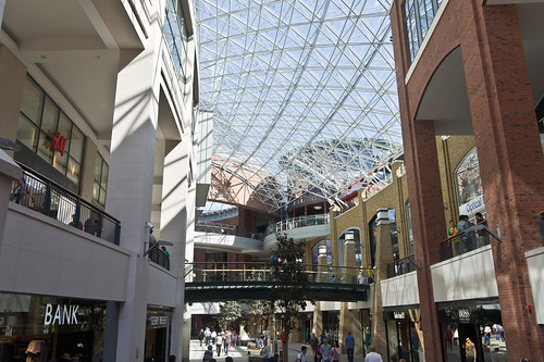 Victoria Square Shopping Centre - Belfast