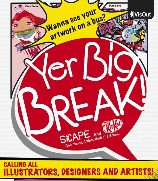Kit Kat's Yer Big Break!