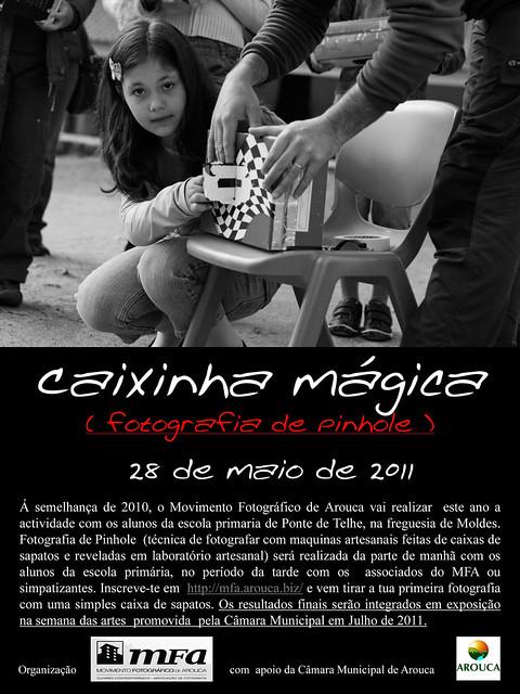 "II Workshop Pinhole ""Caixinha Mágica"""