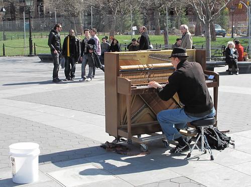 Greenwich pianist