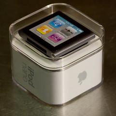 iPod nano 16BG Graphite