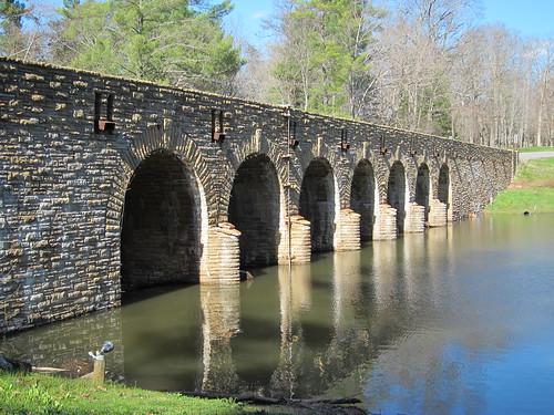 Bridge and Dam