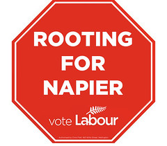 Labour: Rooting for Napier