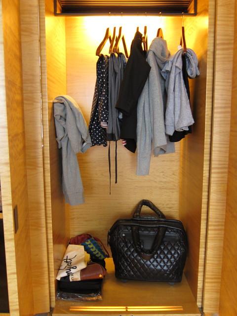 I love my closet