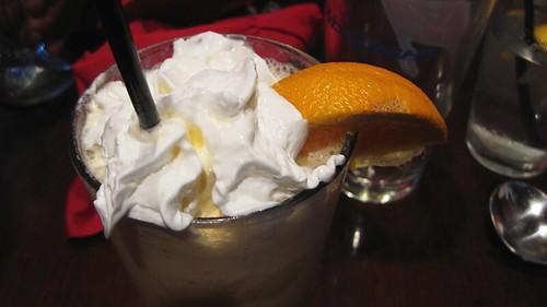 orange creamsicle shake