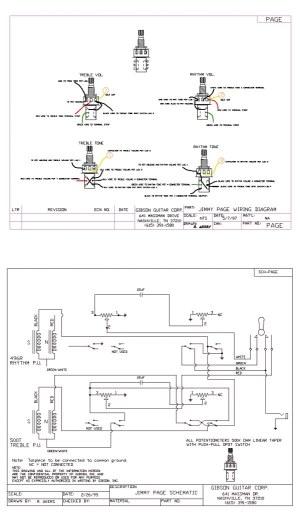 Circuitos varios para violas eléctricas (guitarras