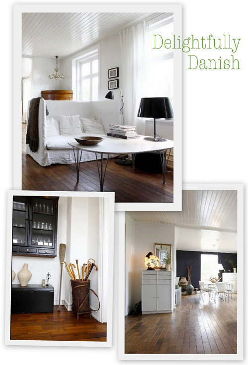 A Delightfully Danish Home