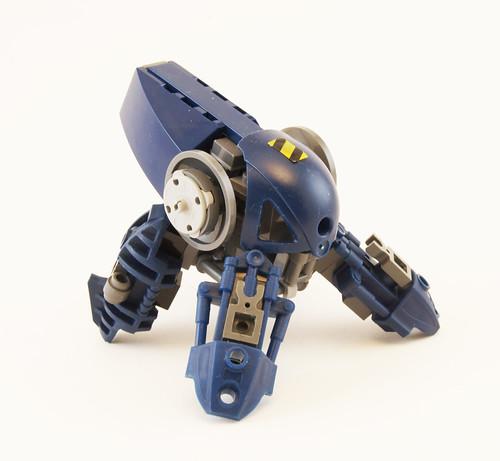 カメ-Series BattleMech