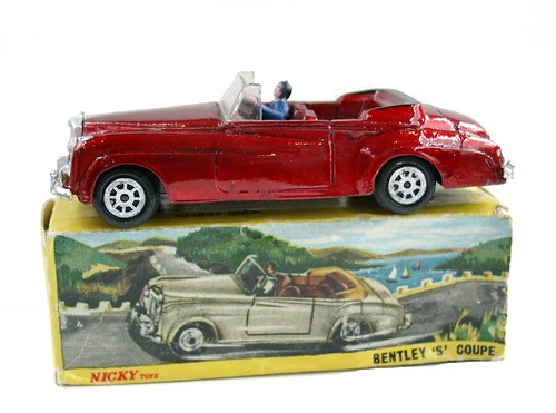 Nicky Toys bentley S