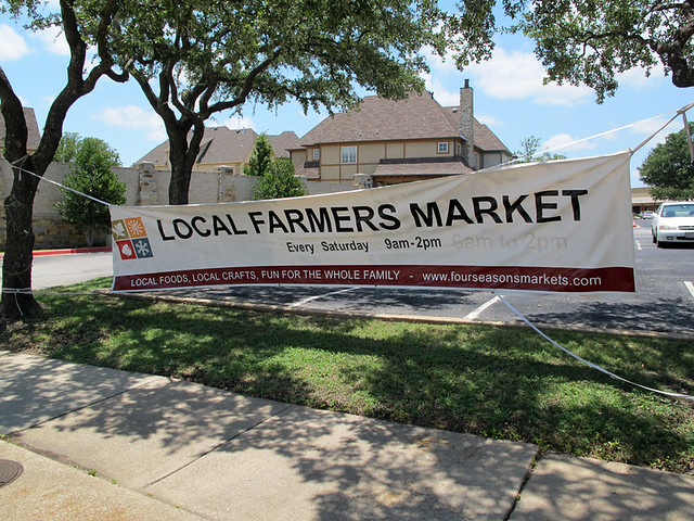 Local Farmers Market - RICHARDSON