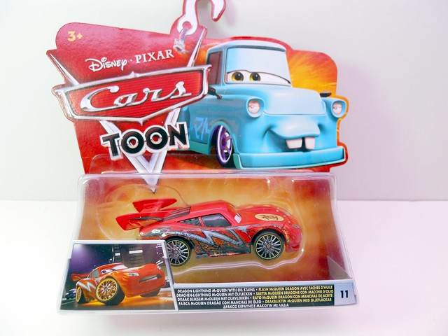 international disney CARS Tunerz (4)
