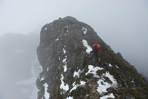 The Holy Ridge 聖稜線