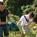 Marines, local volunteers clean Tengan River area