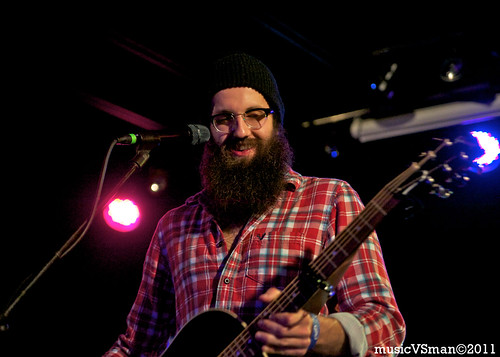 William Fitzsimmons @ The Firebird - 05.01.11