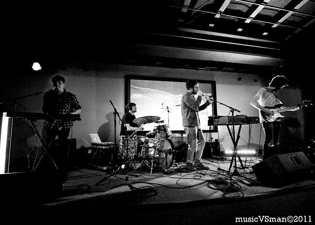 Small Black @ The Luminary Center - 03.22.11