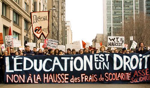 Manifestation 31 Mars 2011